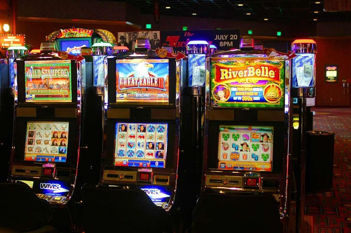 Игровые автоматы - вред для человека рулетка рояль онлайн играть